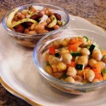 Four-Bean-and-Chickpea-Salads
