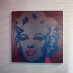 Marilyn-Monroe-on-the-wall