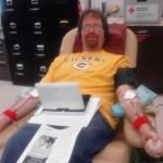 Platelet-donation