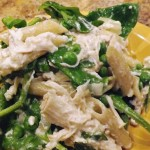 Creamy-Chicken-and-Spinach-Pasta