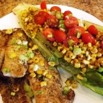 Grilled-Romaine-with-Tomatoes-and-Corn