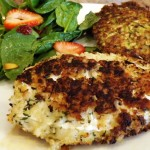 Herb-Crusted-Cod