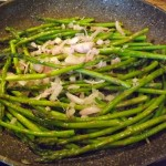 Sauteed-Asparagus-with-Shallots
